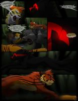 Comic Page 5 by Nightrizer