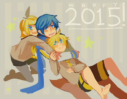 Happy 2015 by JuiceBox-Tea