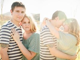 Chris and Kendall Engagement 02 by stuckwithpins