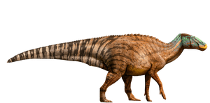 Jurassic World: Edmontosaurus by sonichedgehog2