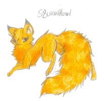 Squirrelhowl by FuneralDyingheart