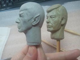 Dr McCoy - Work in progress 4 by DarrenCarnall