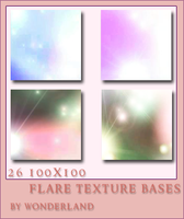 26 Flare Texture Bases by Foxxie-Chan