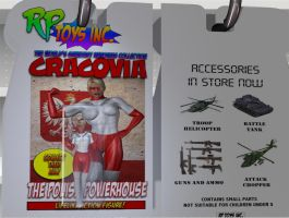Collectible Cracovia by RenderPretender