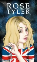 Rose Tyler by nuclearpomegranate