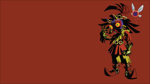 Skull Kid and Tael by Oldhat104