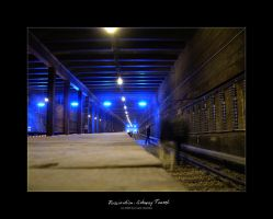 fascination: subway tunnel by olddragon