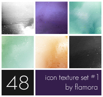 Icon Texture Set 1. by flamora