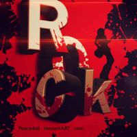 ROCK type by Peace4all