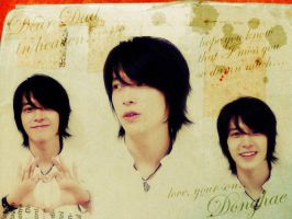 Wallpaper Lee Donghae by Elmas