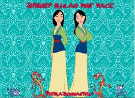 Disney Mulan Png Pack by Primadonnagirly