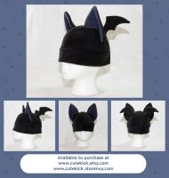 Bat Hat by cutekick