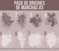 +Pack de Brushes #3 by ItWasJustAKiss