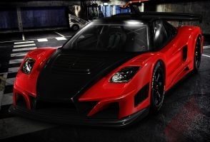 Marussia R2 by Jakusa1 on DeviantArt