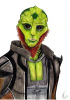 Thane Krios by Wojak1991