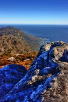 Table Mountain I - HDR by somadjinn