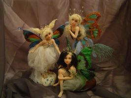 Fairy Friends by LindaJaneThomas