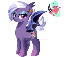 bat pony AUCTION CLOSED by vanille913