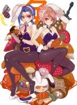 Bunny Girl X2 by CanKing