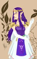 Princess of Decay by Infinitia-Mana