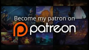 Patreon Page Launch! by RyomaNinja
