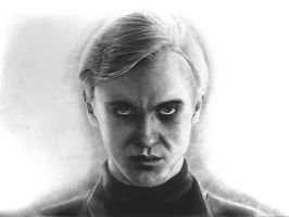 Draco Malfoy by Yeah-Drawing-Yeah