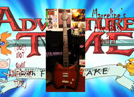Marceline's Axe Bass by Insomnia-Case