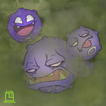 Pokeddexy Day 14 - Favorite Poison-Type(s) by LE-the-Creator