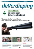 Trouw Newspaper New Cover Design verdieping v2 by AngelsWillFallFirst