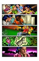 pages by ultimate comics 15 by joseisai