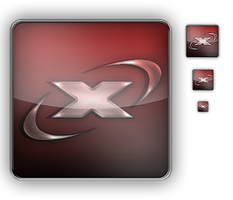 xFire Logo Dock Icon by Prodigy401