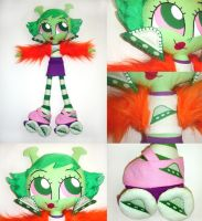 Mars Rag Doll by fyre-flye