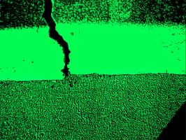 Cracked_Curb_Green by kXn