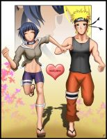 Naruhina by Spacecowboytv