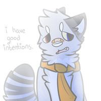 i have good intentions im just bad at proving it by littledoge