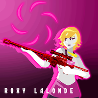 Roxy by TKSaint