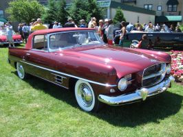 1958 Dual-Ghia Convertible Coupe by Aya-Wavedancer