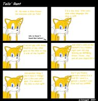 Tails' Rant by sherbertflavor