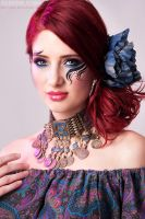 Gypsy Girl by OfficialSerenaStar