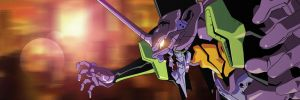 Neon Genesis Evangelion Eva Unit 01 by Orinknight