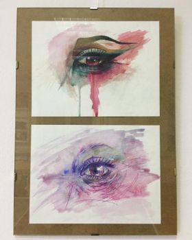 Eyes  by mayaxart
