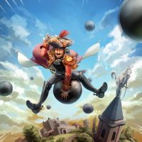 Baron Munchausen by nikogeyer