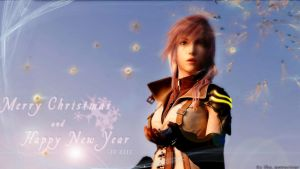 Christmas Wall3_Lightning by The-m00nriver