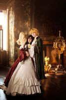 Pandora Hearts by simplearts