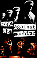 Rage Against The Machine by DrDyson
