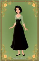 Elphaba after Oz by TheShortness28