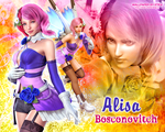 Alisa Bosconovitch wallpaper by ladylucienne