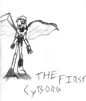 The First Cyborg by Zombaluigi