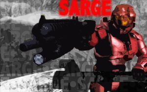 RvB Sarge by DanTherrien101
