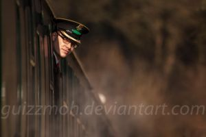 The conductor by Guizzmoh